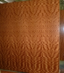 Polyester Grain fill Curved Wall Panels