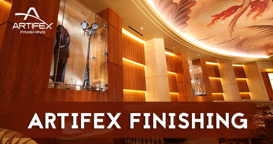 ARTIFEX FINISHING SERVICE